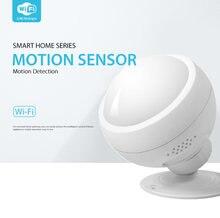 Смарт датчик движения с поддержкой wi fi и управлением через