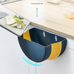 Szafka zamontowany kosz na śmieci składany kosz na śmieci może pojemnik na śmieci do kuchni łazienka SNO88
