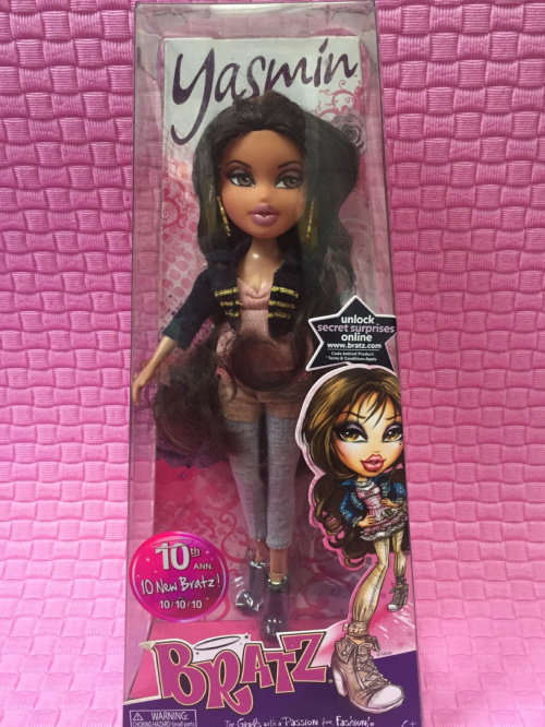 MDA BRATZ Yasmin, Baez Dolls, Girls With Movable Joints, Girls' Favorite Cute Dolls, Birthday Gifts