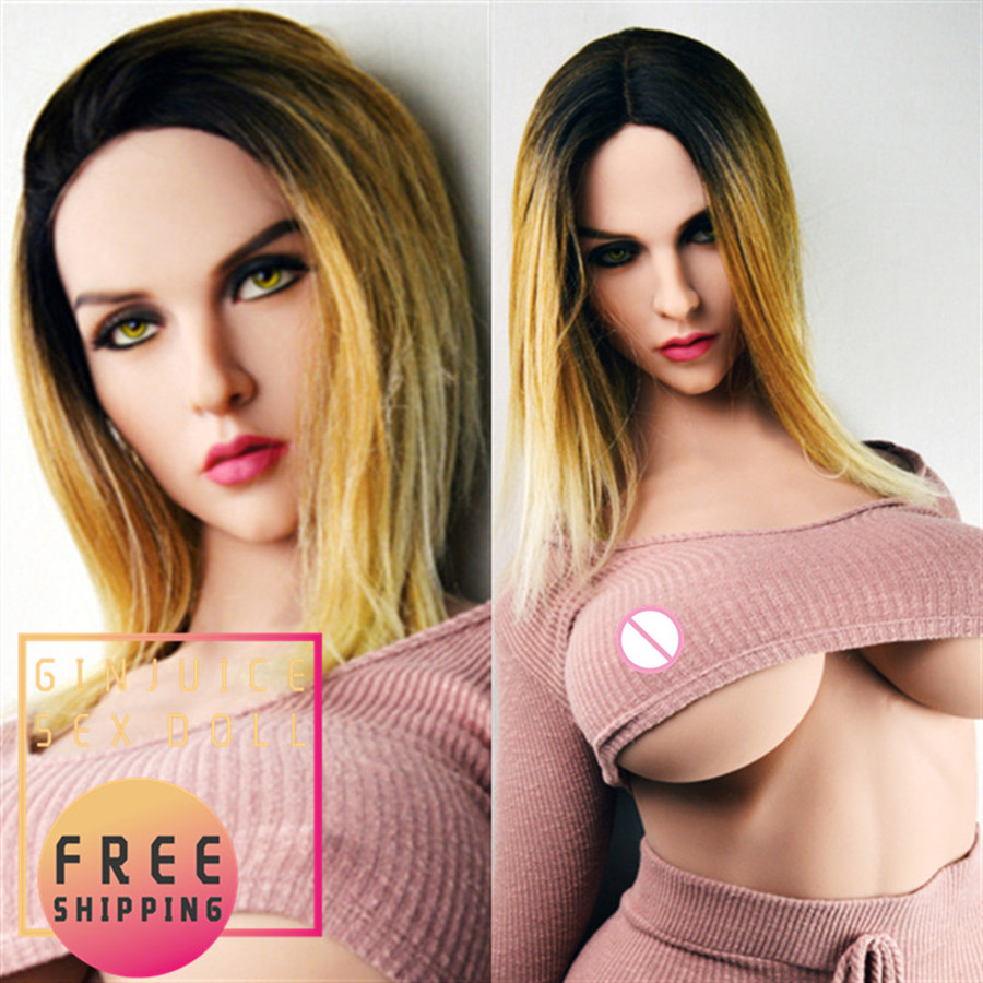 163cm (5.35ft) Big Breast Plump Female Doll for Men Masturbation Mature Hot Lady Chubby Ass Sex Doll Chinese Factory-in Sex Dolls from Beauty & Health