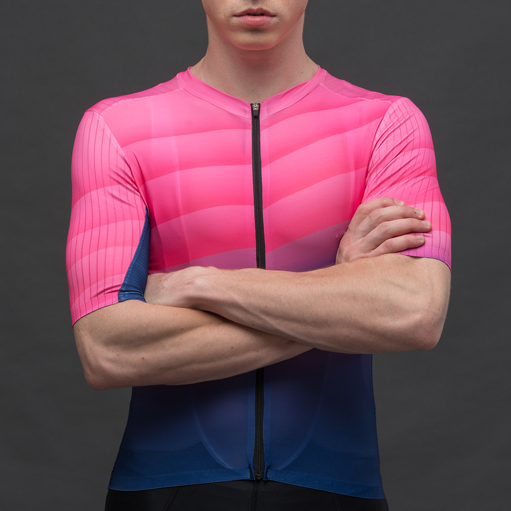 Cycling-Jersey Aero Short-Sleeve Women New PRO for with Seamless-Process-Finish Performance