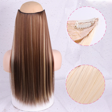 WERD 5 clips/piece Natural Silky Straight Hair Extention Cli