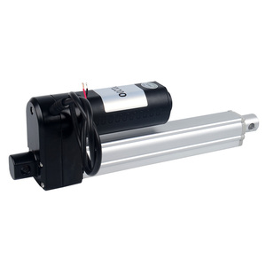Image 2 - 2500N electric linear actuator DC motor 900mm 1000mm 2000mm 3000mm remote lift actuator DC24V power saving noiseless putter