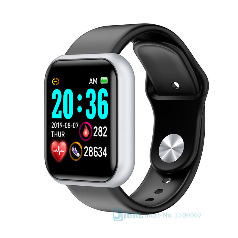 children digital wrist watch girls boys led watches kids WristWatch Android IOS large screen multi-sport mode digital watch Teen