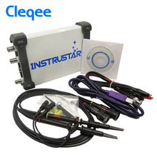 USB осциллограф ISDS2062B, 20 МГц, 2 канала