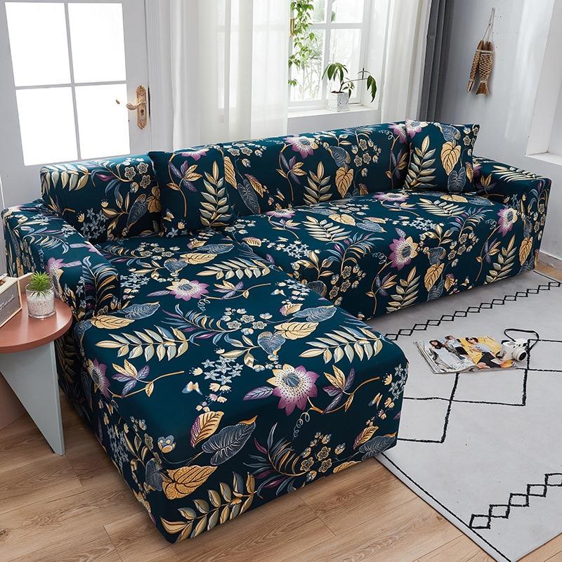 Купить цветочный чехлов диван чехол универсальный эластичный чехол