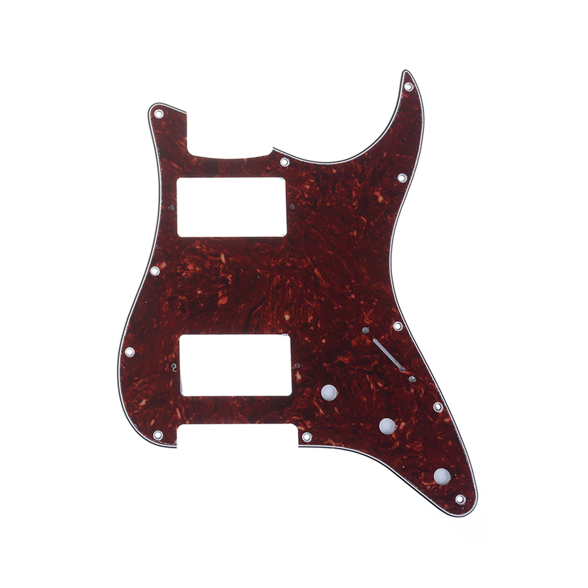 3 Ply Strat Pickguard for US//Mexico Made 11 Hole Fender Standard Stratocaster