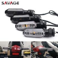 Led sinal de volta luz indicadora para honda nc700 nc750 s/x/dct ctx700 cbr650f cb650f cbr600rr acessórios da motocicleta blinker lâmpada