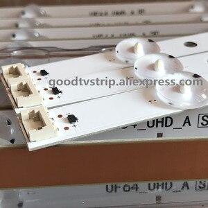 Image 2 - LED Backlight Strip 8 หลอดไฟสำหรับLG Innotekโดยตรง 43 นิ้วUHD 1Bar 24EAประเภทTV 43UH610V 43UH6030 UF64 UHD_A 43LH5700 43LH60FHD