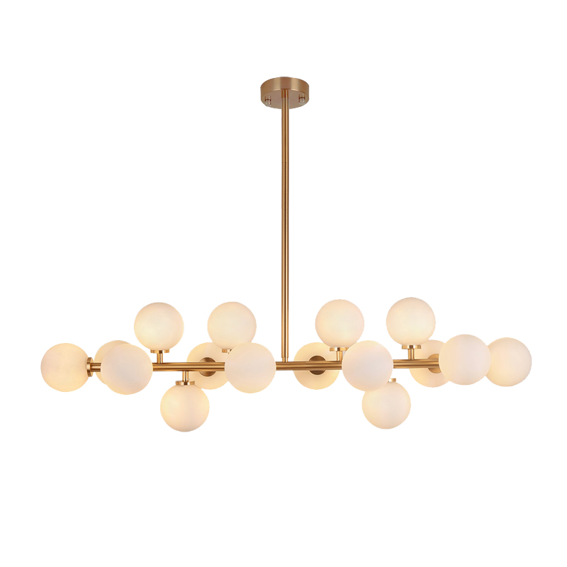 Nordic Designer Living Room LED ...