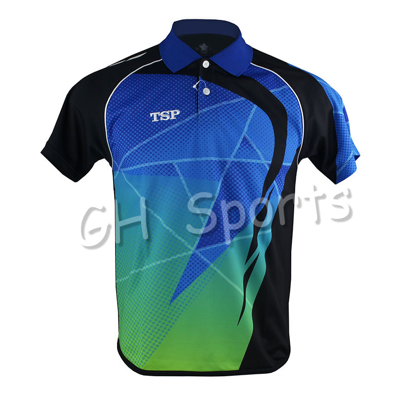 Table-Tennis-Jerseys Sportswear TSP T-Shirts Badminton Ping-Pong-Cloth for Men/women title=