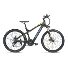 27.5inch electric mountian bicycle 48V17AH Hide lithium battery Electric assisted off-road ebike Variable speed emtb