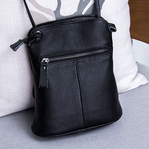Image 3 - 本革タッセルクロスボディバッグ女性の高級財布レディーススモールショルダーバッグファッションマネー財布女性メッセンジャーバッグ