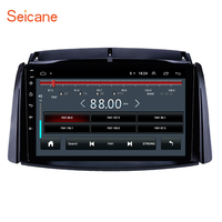 Seicane 9 inch Android 8.1 Car GPS Navigation Unit Radio for 2009 2013 2014 2015 2016 Renault Koleos support Carplay DVR OBD