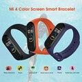 Оригинальный Xiaomi mi смарт-браслет 4  3 цвета  AMOLED экран  mi Band 4  фитнес-браслет  Bluetooth  Smartband  спортивный  водонепроницаемый