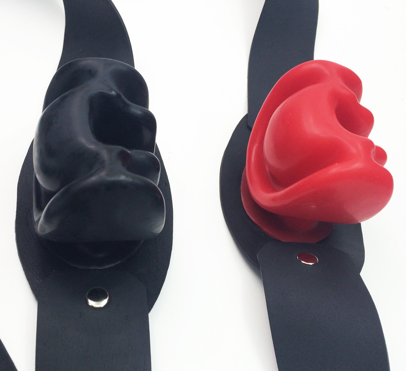 Latex Lips Rubber Open Mouth Gag Oral <font><b>Sex</b></font> <font><b>Toys</b></font> <font><b>For</b></font> <font><b>Couples</b></font> Bondage Mouth Stuffed <font><b>Adult</b></font> <font><b>Games</b></font> Bite Products image