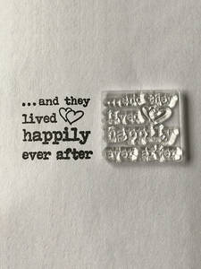 Clear Stamps Wedding-Stamping Vintage Typewriter Cards-Making Transparent Silicone Font