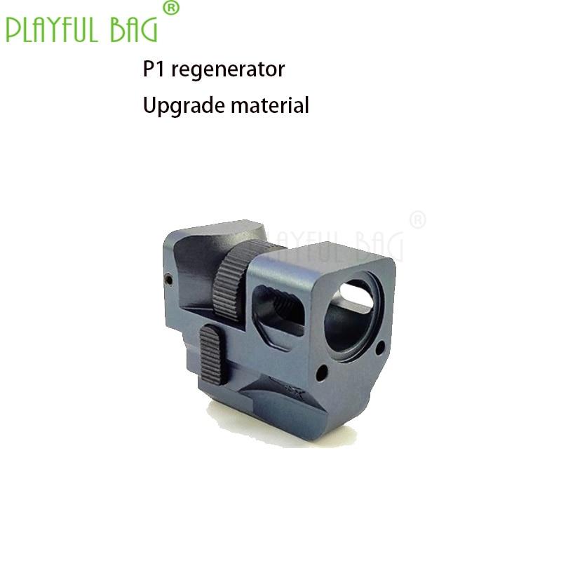 Outdoor Sports Fun Toys P1 Thread Water Bullet Gun Accessories Upgrade Materials Hammer Group Internal Parts Retractor Cap Qd34