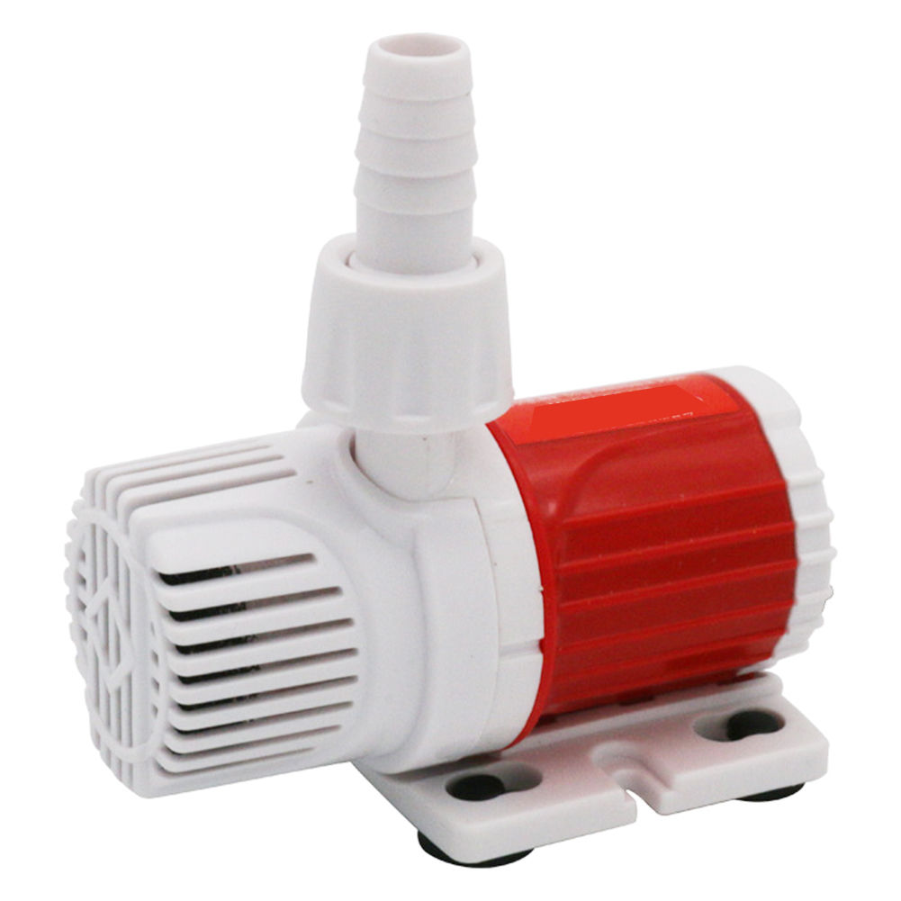 Submersible Water Pump Fountain Garden Pool 20W Automatic Aquarium Pond DC 12V With Filter Mini Low Noise Durable Brushless