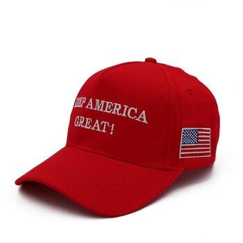 [SMOLDER]2020 HOT selling Trump Hat Embroidered America Flag For Women men Baseball Caps
