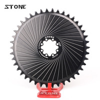 Stone Road Bike Gravel Chainring Circle Direct Mount 12s for Etap AXS FORCE RED Cranks ChainWheel Narrow Wide Teeth Chain Ring