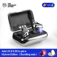 TFZ X3 TWS True Wireless Bluetooth 5.0 earphones Balanced Earphone Sport Stereo Sound Earbuds with Charging Box for Pho