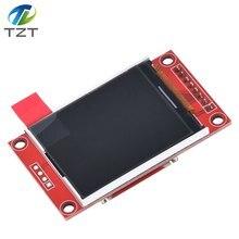 Модуль TZT 1,8 дюйма TFT LCD, модуль с ЖК-экраном, серия SPI 51, драйвер 4 IO, TFT Разрешение 128*160 для Arduino