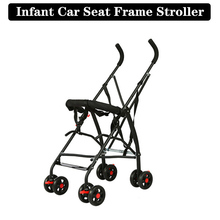 Infant Car Seat Frame Stroller (free shipping in most countries)