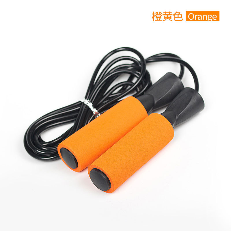 Profession Adult's Skipping Rope Children Students The Academic Test For The Junior High School Students PVC Skipping Rope Men A