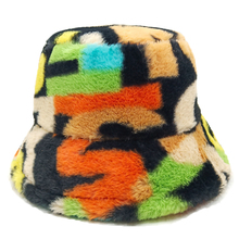 Basin-Hat Winter Fashion Warm Letter Classic And Outdoor Autumn Versatile Windproof