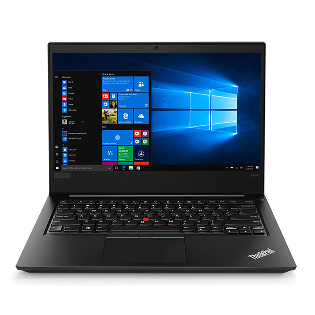 Thinkpad E480-3Pcd 14-Inch Thin And Light Student Learning Laptop Portable Business Office Ibm Portable Laptop
