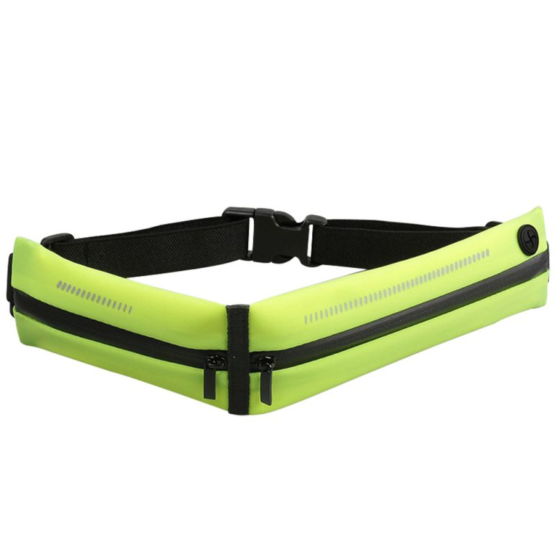 Waist Bag Outdoor Running Waterproof Mobile Phone Purse Jogging Belt Belly Bag Women Gym Fitness Bag Lady Sport Accessories