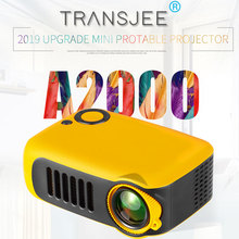 Home Cinema Projector Miniature A2000 Media-Player LED 240P Entertainment-Support Children