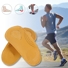 New 1 Pair Unisex Arch Support Orthopedic Flat Foot Correct Orthotic Feet Care Health Orthotics Insert Shoes Pad