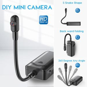Image 3 - JOZUZE wireless DIY Mini Camera Remote Monitoring Wifi HD Video Recorder Micro Camcorder Mini Cam Motion Detection DV camera