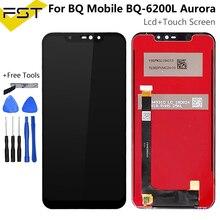 6.2''For BQ Mobile BQ-6200L Aurora BQ6200L BQ 6200L LCD Display+Touch Screen Dig