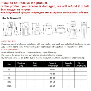 Image 2 - سترات عصرية للسيدات لخريف 2020 مقاس كبير سترة نسائية لون سادة غير رسمية ملابس خارجية أنيقة بجيوب