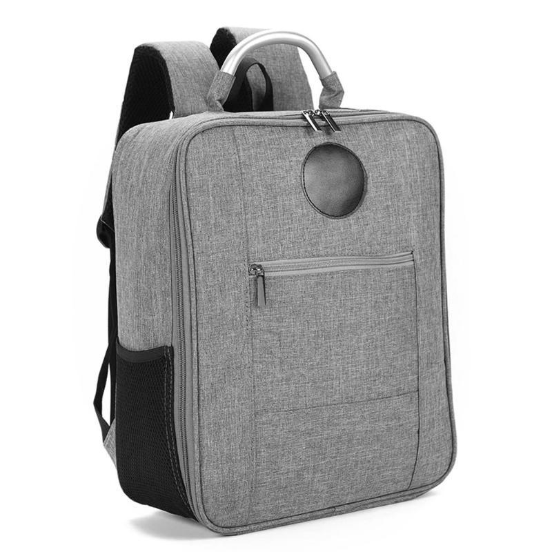 Рюкзак для хранения дрона для Xiaomi A3/FIMI Drone аксессуары для дистанционного управления Водонепроницаемая сумка на плечо чехол для переноски Сумки для дрона      АлиЭкспресс