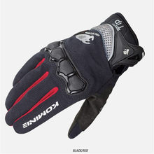 KOMINE GK162 – gants de moto à écran tactile 3D, équipement de course à moteur, GK162, M-XXL