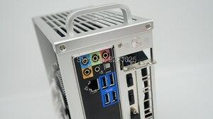 Image 4 - Alle Aluminium Htpc Itx Kleine Chassis Spel Computer Case Ondersteuning Videokaart RTX2070 I7 8700 PK39 K39