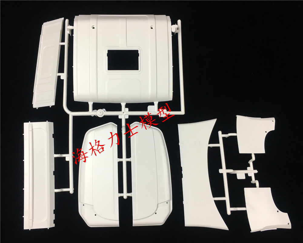 1/14 Scania R470 Highline R470 R620 R730 High Top Refit Suit For TAMIYA 56338 DIY Upgrade RC Tractor Truck
