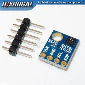 Image 2 - 10pcs SHT21 디지털 습도 및 온도 센서 모듈 교체 SHT11 SHT15 GY 21 HTU21