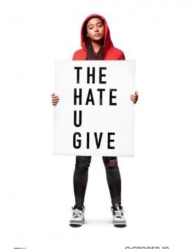 你给的仇恨/你的敌意海报