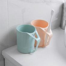 Бытовая чашка для мытья пара чашек чистки пластика креативная