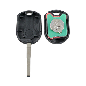 Image 5 - Yetaha 4 Tasten Remote Smart Key Für Ford C Max Escape Focus Fiesta Transit Connect OUCD6000022 315MHz Remtekey mit Chip