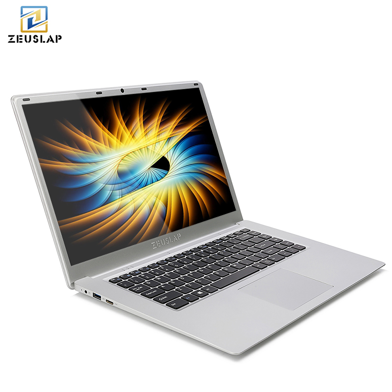 New Laptop15.6inch 1920*108P Screen Intel E8000 4GB Ram 64GB Rom Windows 10 System Fast Boot Netbook  Notebook Computer