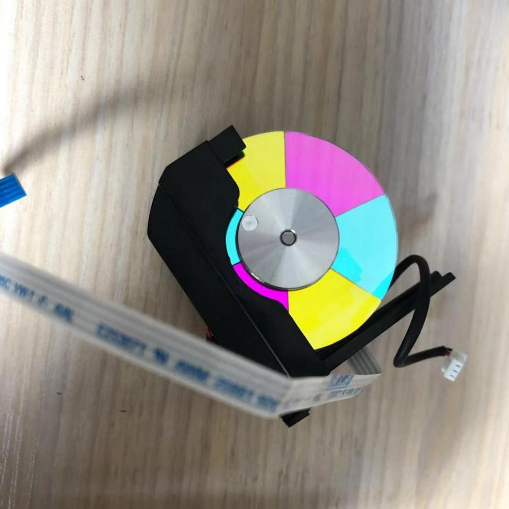 Wholesale Original Projector Color Wheel 102418672 (Includes Housing And Sensor )for BENQ W1070 W1080ST MH680 MH681 Projectors