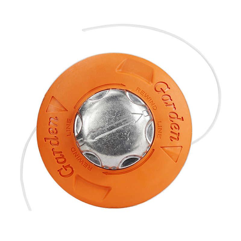1pc Universale Tagliaerba Testa Decespugliatore Parti In Alluminio Trimmer Testa