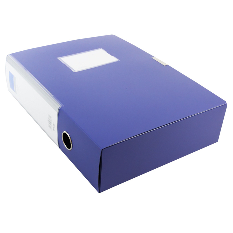 DL 5684 A4 Plastic Data Collection Box 4 Inch Punching Easy To Pick Up A File Box  Educational Equipment  Teaching Equipment Stu