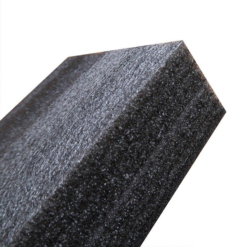 Black Square Needle Pin Dense Foam Pad Cushion Mat Holder Insertion Felting Sewing Wool Tool DIY Hand Craft Work